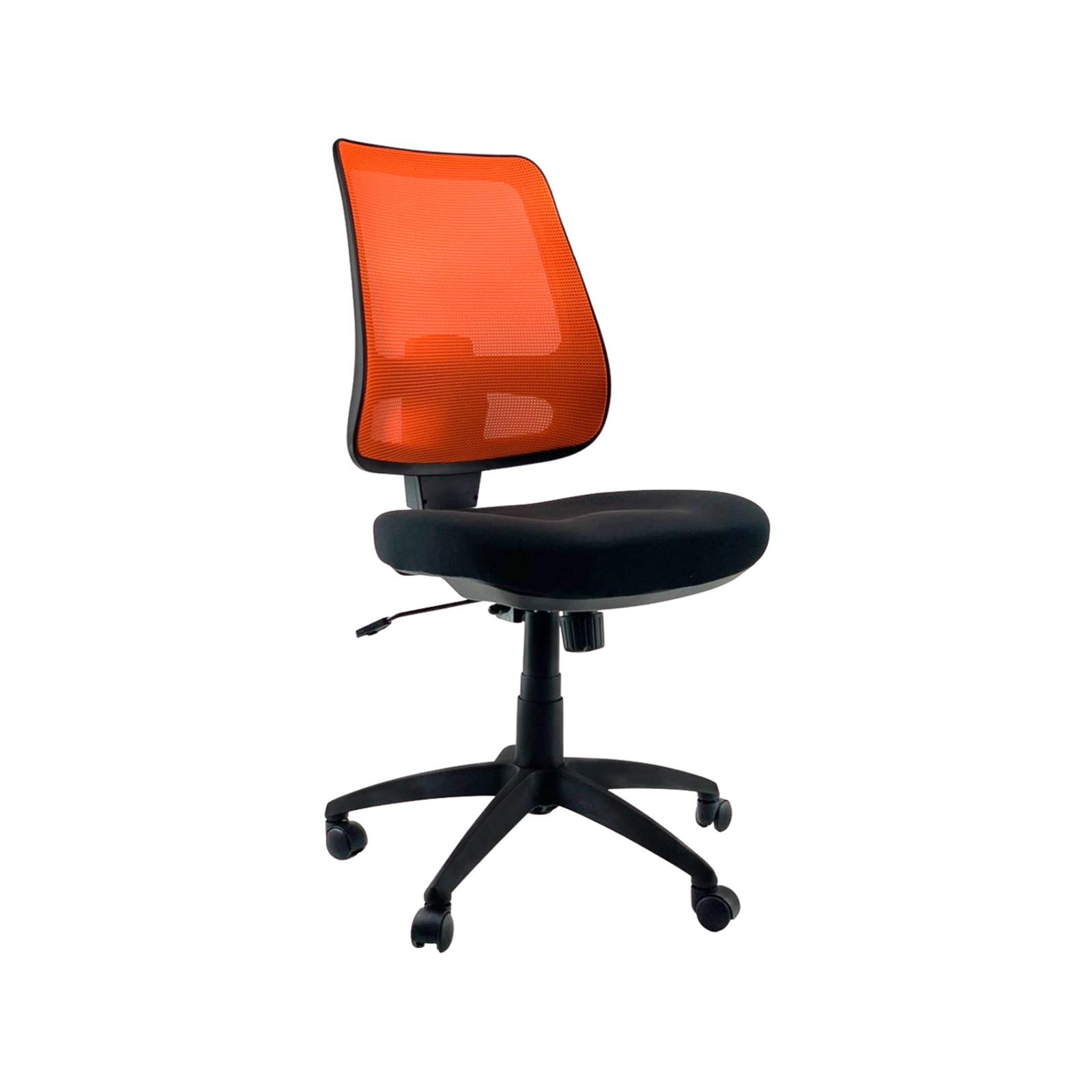 Glenelg Orange High Back Office Chair
