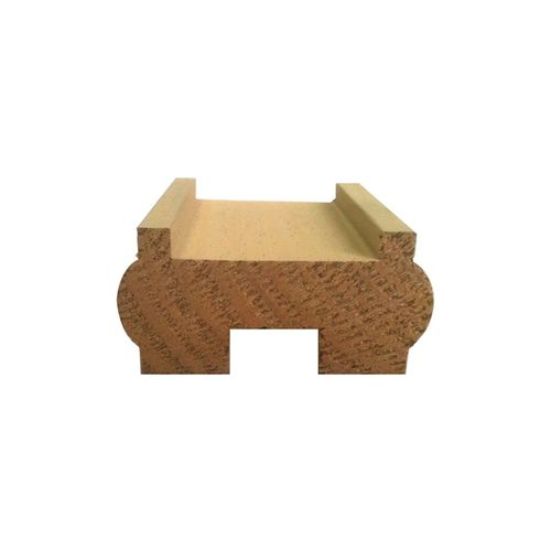 Heritage Products 62 x 35mm x 3m Hoop Pine Base Rail