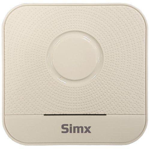 Simx White Sunrise Plug-in Chime Set