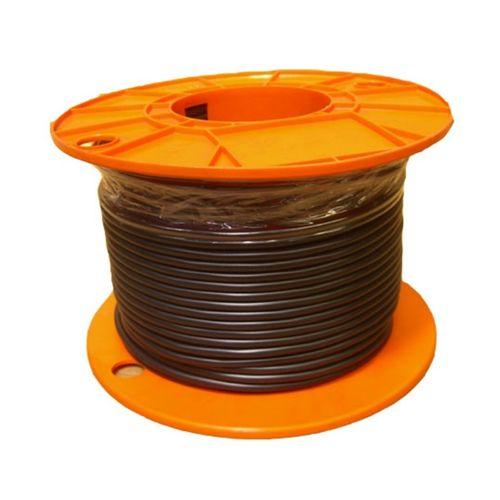 Nexans 2.5mm x 100m Black 2C+E V90 Flexi Cable