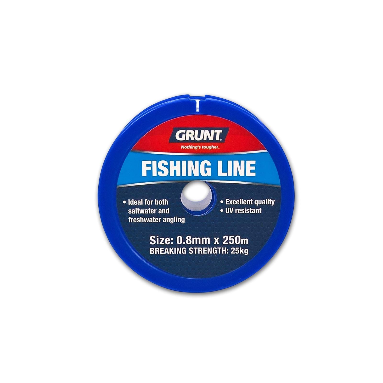 Grunt 0.80mm x 250m Fishing Line