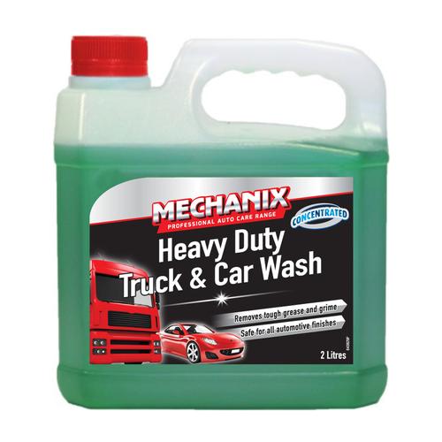 Mechanix 2L Heavy Duty Truck and Car Wash