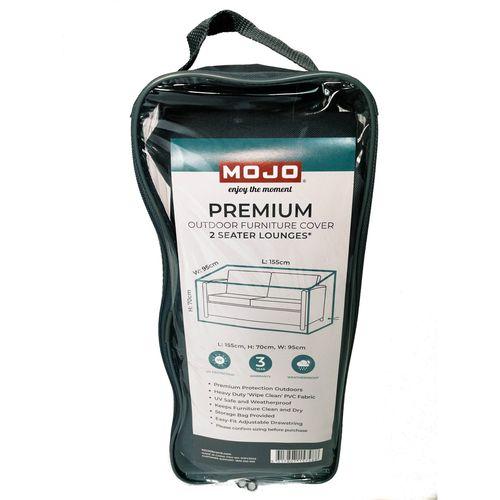 Mojo Premium Outdoor 2 Seater Furniture Cover