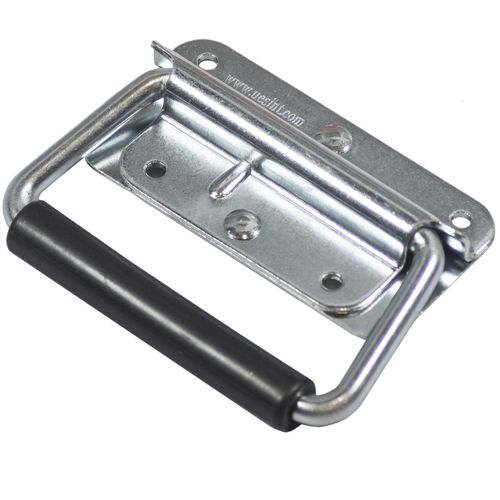 Goliath Zinc Plated Steel Spring Loaded Chest Handle