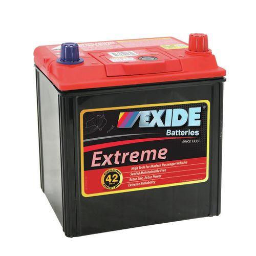Exide Extreme X40CMF Vehicle Battery