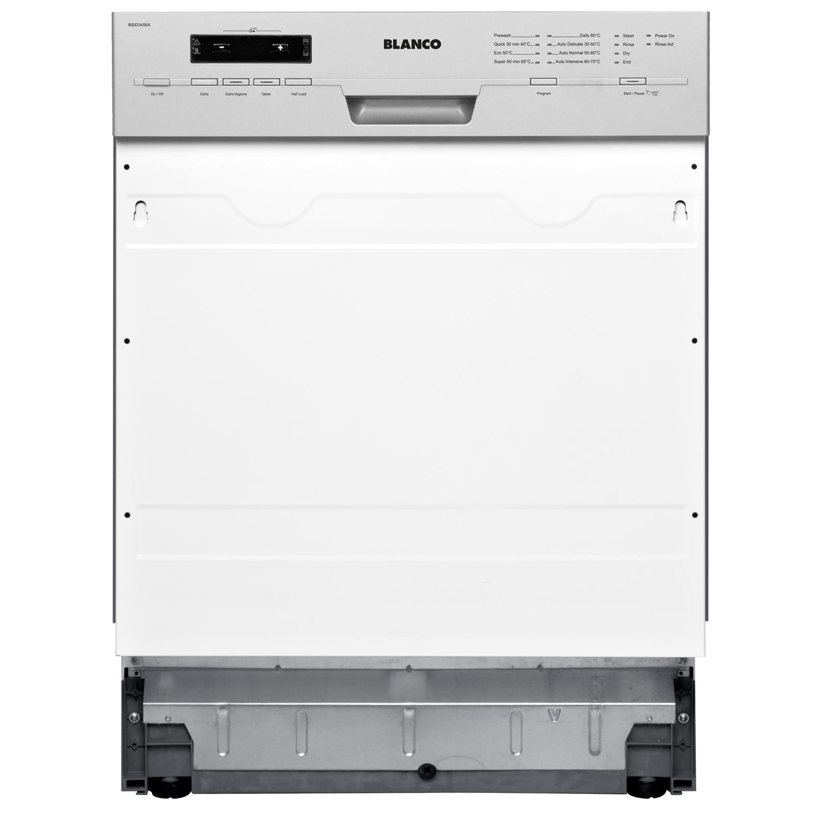Blanco 60cm Semi-Integrated Dishwasher