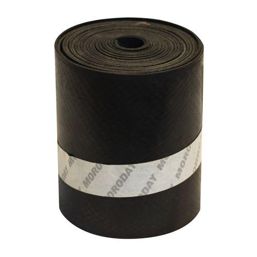 Moroday 100 x 1.5mm x 3m Black Insertion Rubber Roll