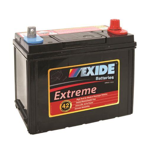Exide Extreme X43MF Vehicle Battery