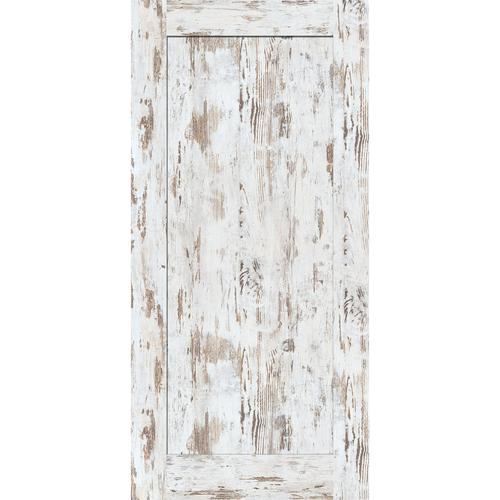 inBuilt 25 x 2100 x 1000mm Rustic Wood Shaker Barn Door