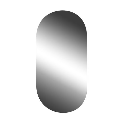Living Elements 450 x 800 x 5mm Polished Edge Oblong Mirror