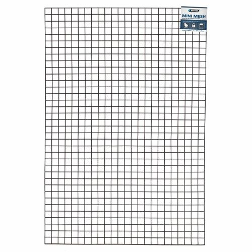 Whites 600 x 900mm Black Wire Mesh Mini Panel