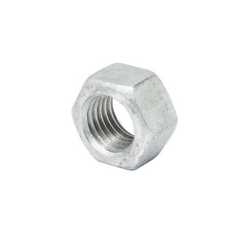 Zenith M10 Galvanised Hex Nut