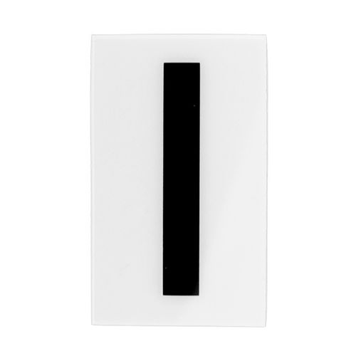 Sandleford 60 x 35mm I White Self Adhesive Letter