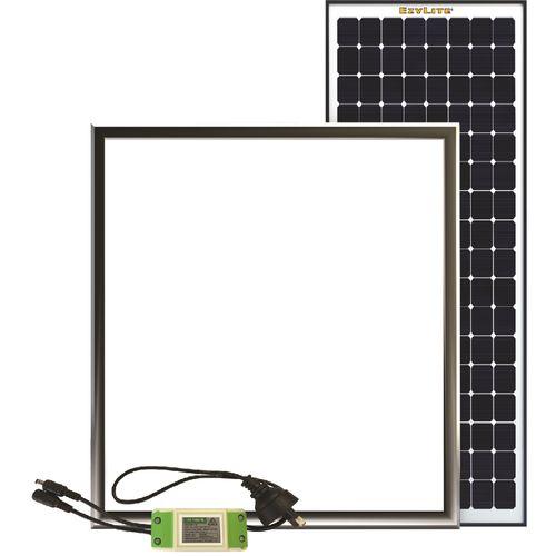 EzyLite 450 x 450mm Square Solar Hybrid Skylight Kit