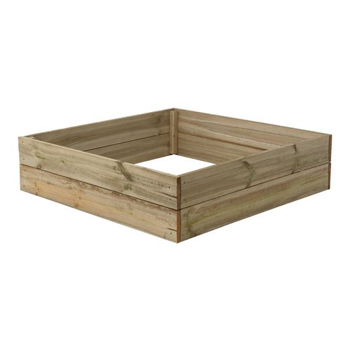 Bedford 120 x 120 x 30cm ACQ Treated Pine Raised Garden Bed