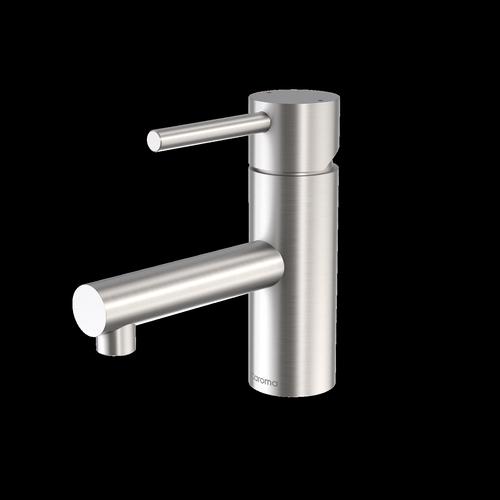 Caroma Stainless Steel Titan Basin Mixer