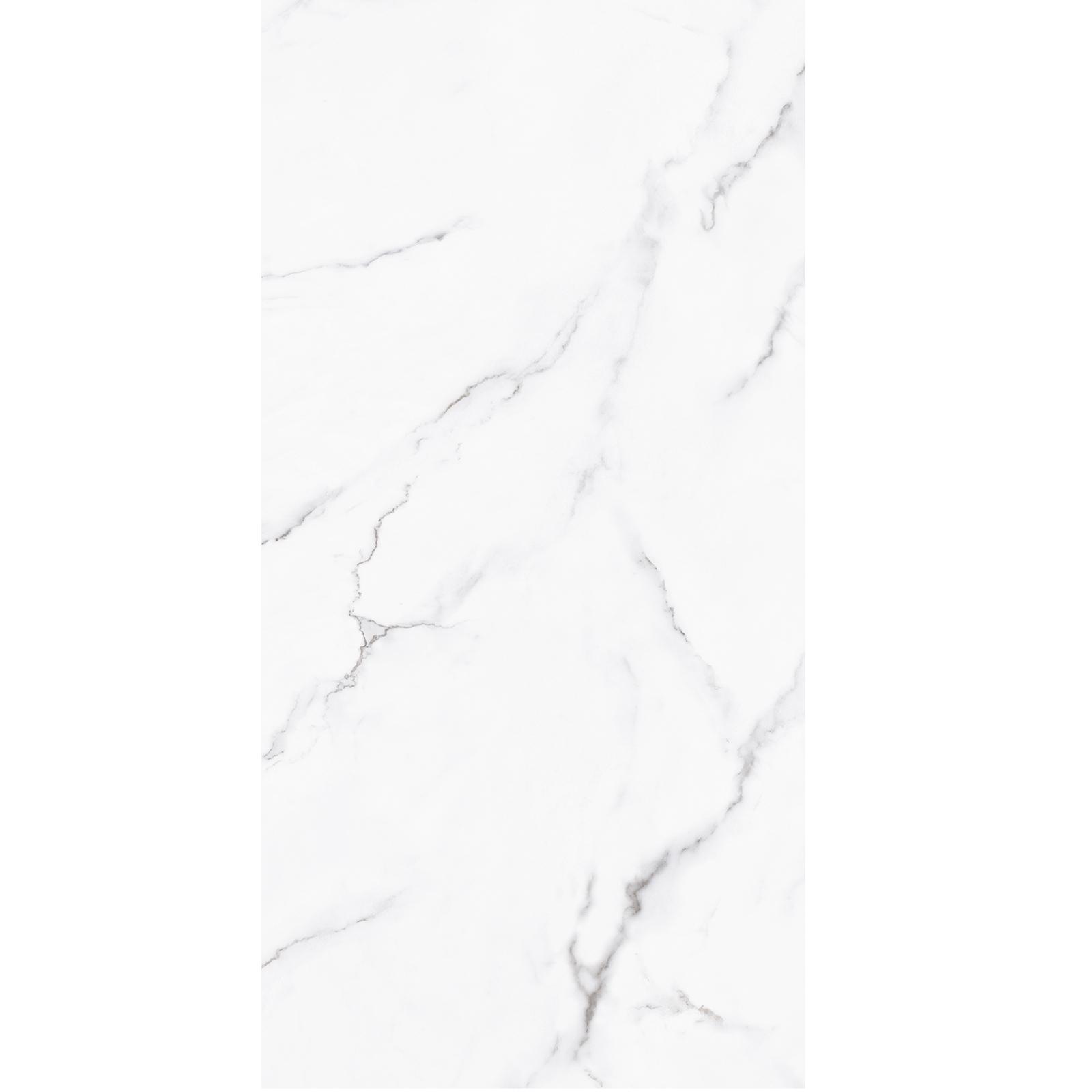Hanwood 61 x 30.5cm Alpine Marble Vinyl Hybrid Tile