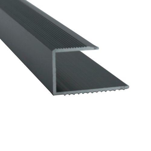 Roberts 13.5mm x 3.3m End Trim - 10 Pack - Black