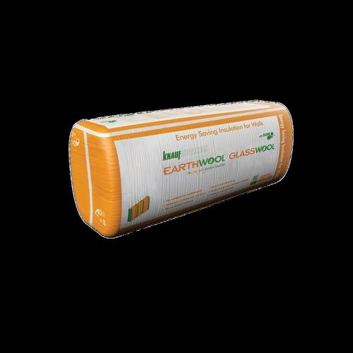 Earthwool glasswool R2.4 90mm x 580mm x 1160mm 13.46m² Wall Insulation Batt - Pack Of 20