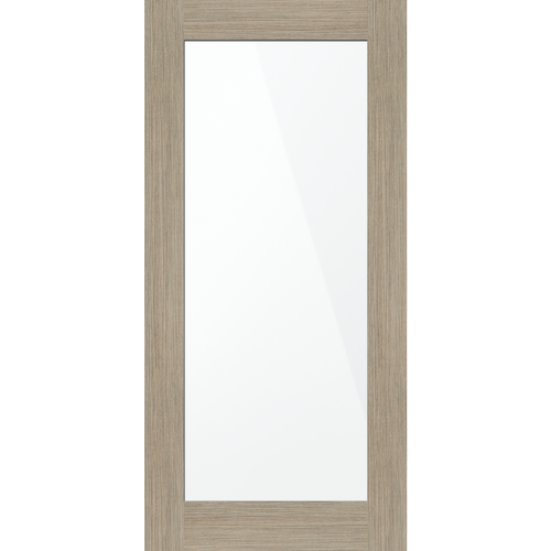inBuilt 25mm 2100 x 1000mm Milan Shaker Double-Sided Mirror Barn Door