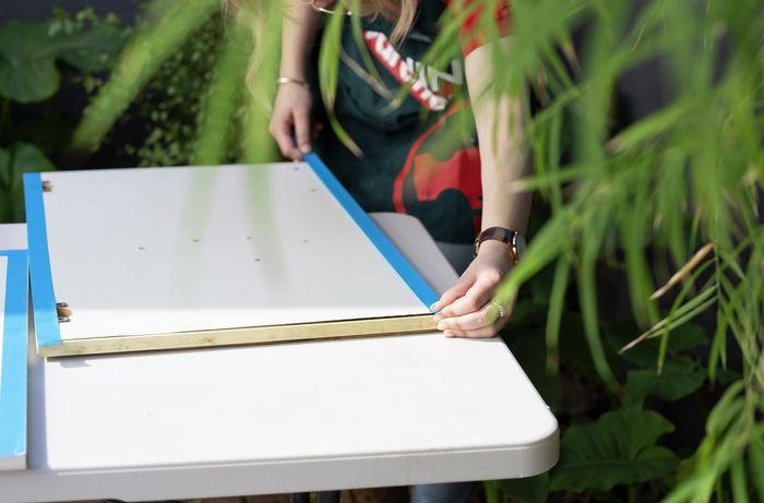 DIY - Extra 4 - How to paint laminate kitchen cabinets