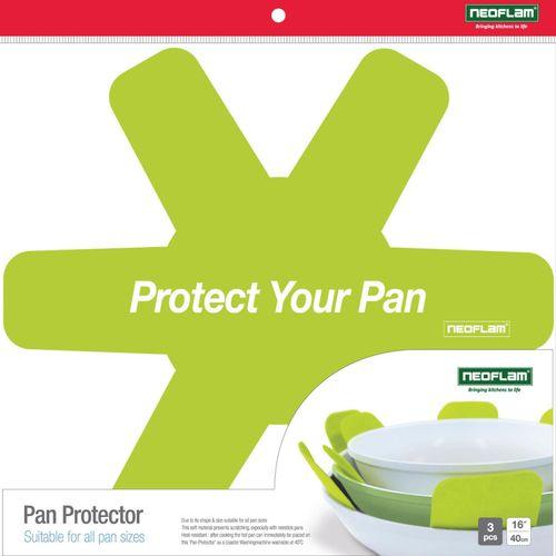 Neoflam 3pc Pan Protectors
