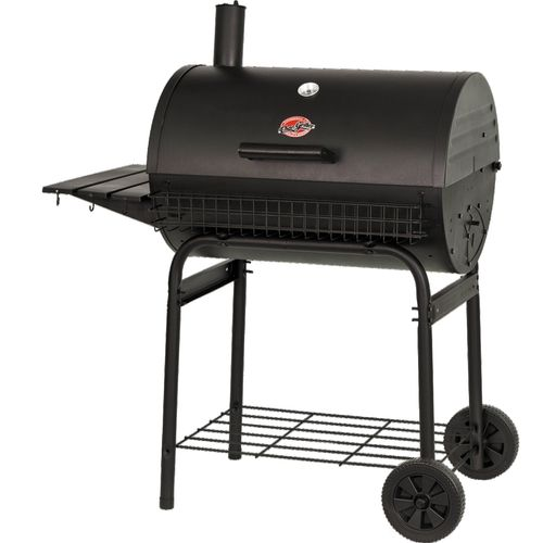 Char-Griller Deluxe Charcoal BBQ