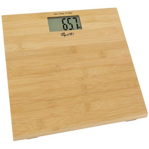 Propert Bamboo Digital Bathroom Scales