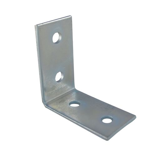 Carinya 100 x 100 x 50 x 4.5mm Zinc Plated Angle Bracket