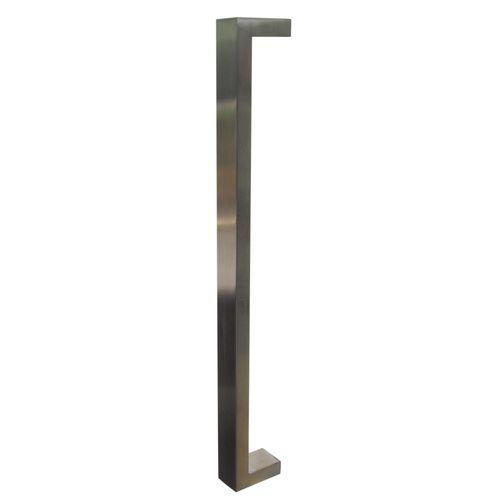 Ikonic 415mm Stainless Steel Rectangular Pull Handle