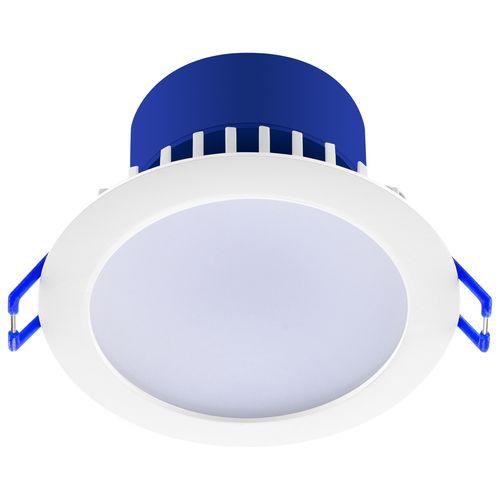 DETA 7W IP44 Tri-Colour Dimmable LED Downlight