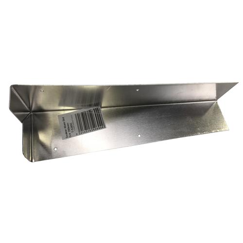 Triumph 200mm Standard Corner Aluminium Soaker