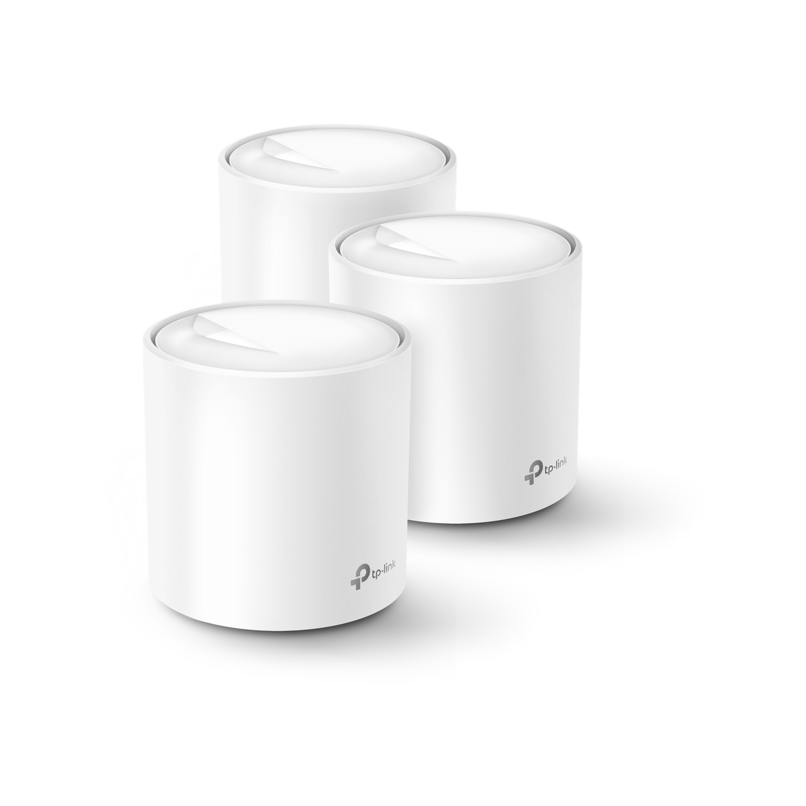 TP-Link Deco X60 Whole Home Mesh Wi-Fi Router - 3 Pack