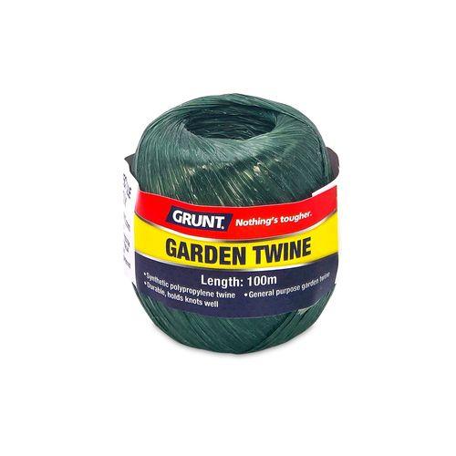 Grunt 100m Dark Green Twine