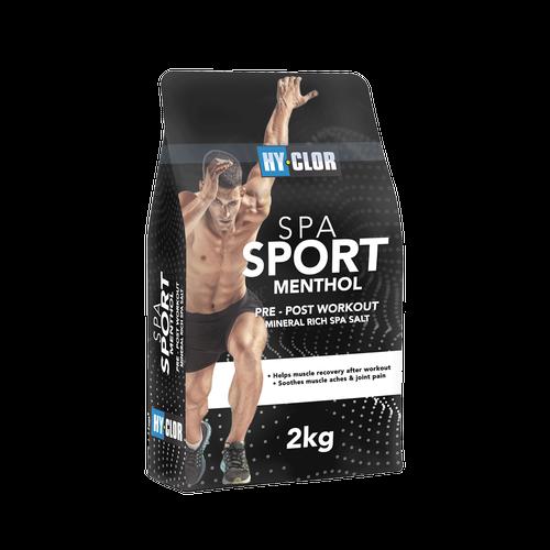 Hy-Clor 2kg Spa Sport Mineral Salt