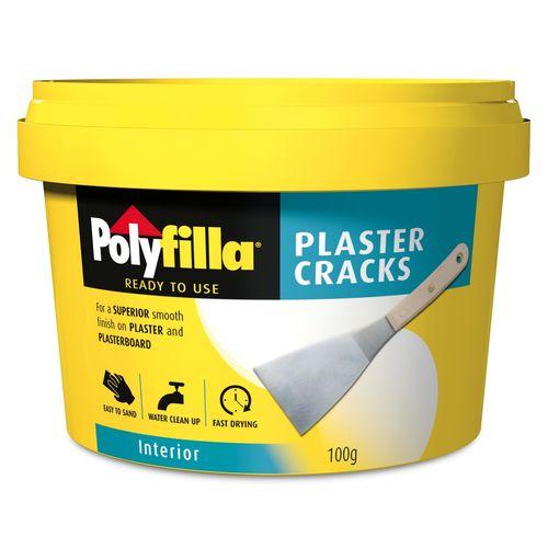 Poly 100g Plaster Cracks Filler