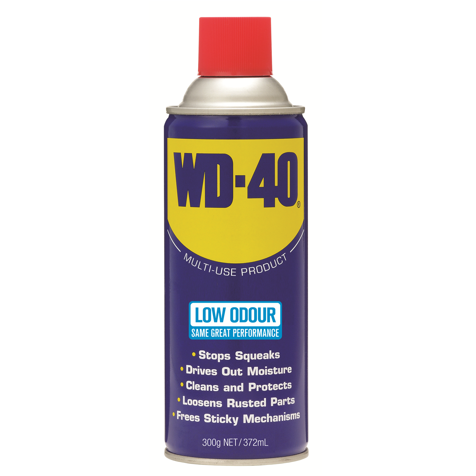 WD-40 300g Low Odour Lubricant