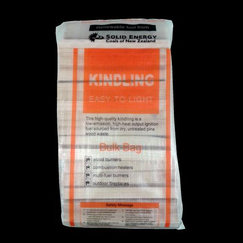 Solid Energy Bulk Kindling 20L Bag