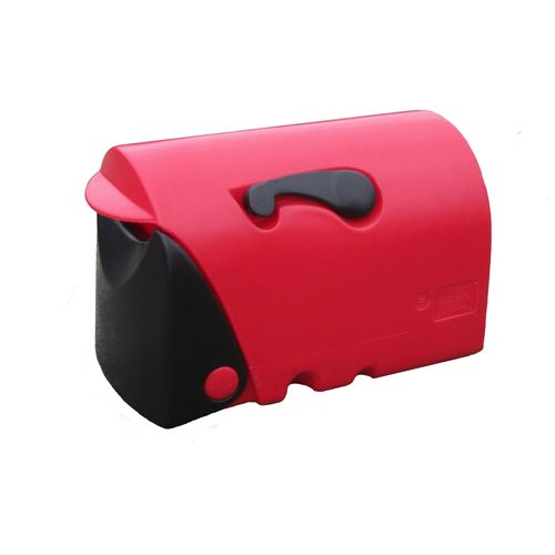 Wilsons Rural Letterbox Red/Black