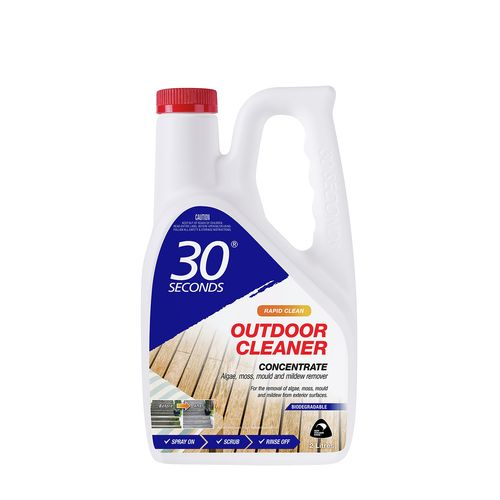 30 Seconds 2L Outdoor Cleaner Concentrate