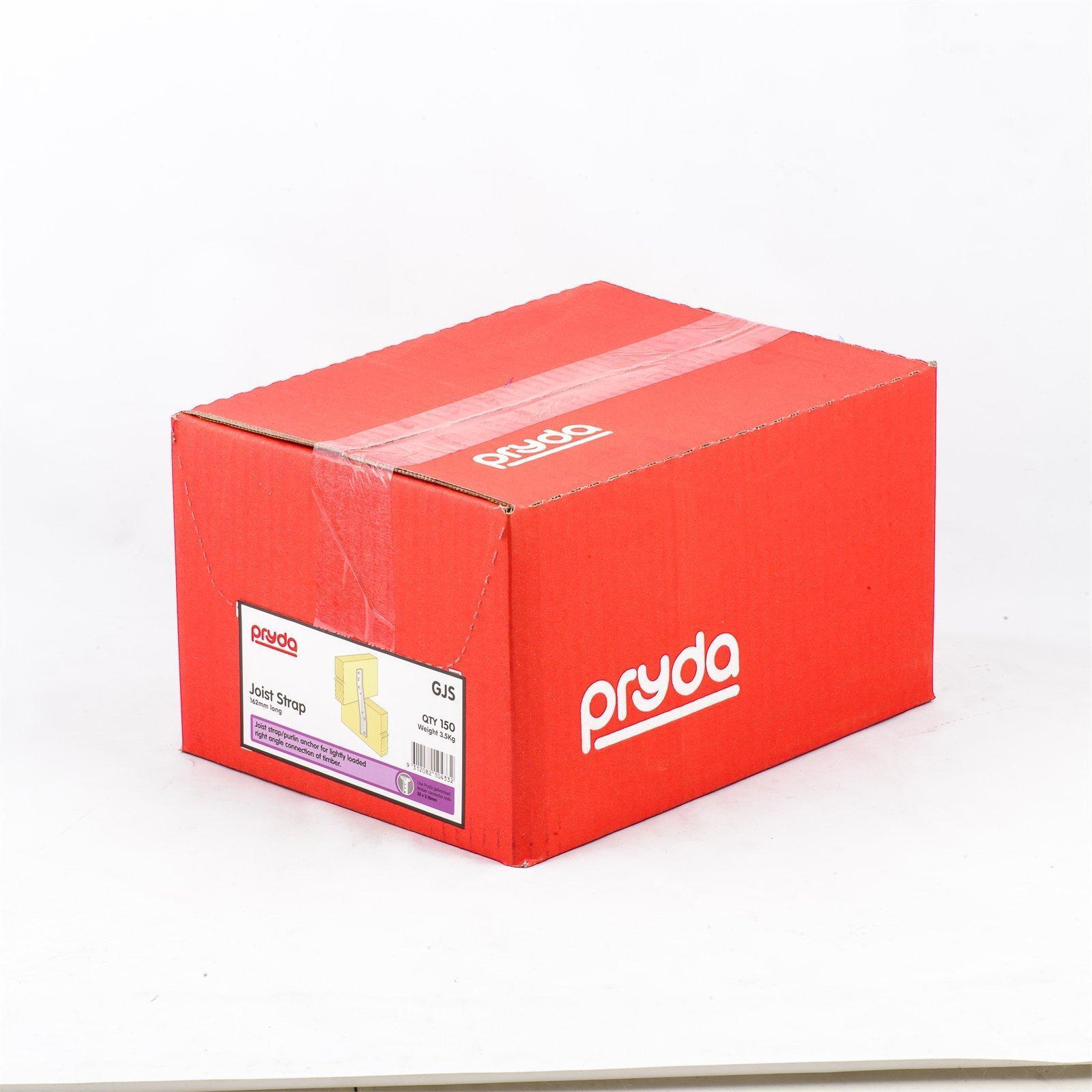 Pryda Joist Strap 162mm Box 150