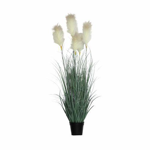Unreal 110cm Pampas Grass Artificial Plant