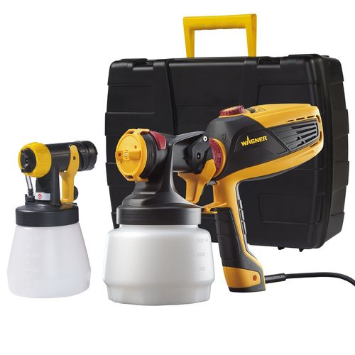 Wagner Flexio 590 Complete Paint Sprayer Kit with Case