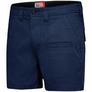 Hard Yakka 82R Navy 3056 Stretch Canvas Shorts