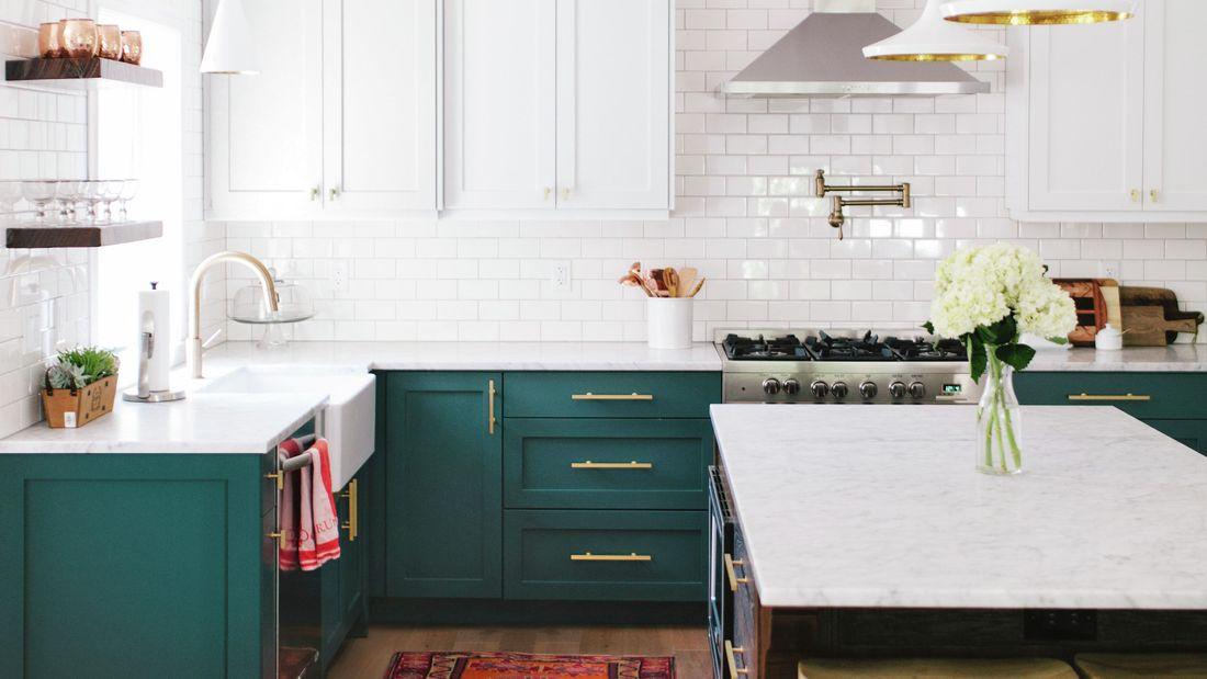 DIY Advice Image - Kitchen cabinet makeover. G Drive blob storage upload.