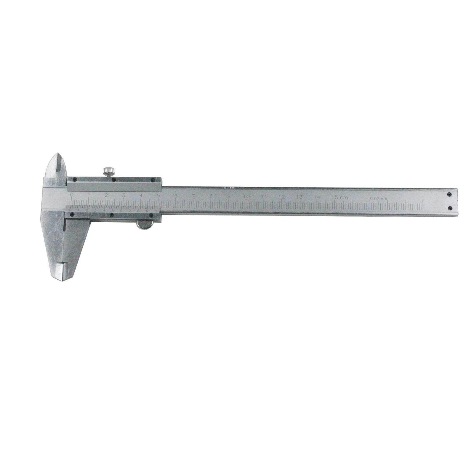 Craftright 150mm Metric Vernier Caliper