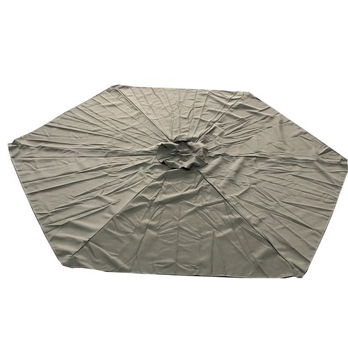 Marquee 3m Charcoal Jasper Round Canopy