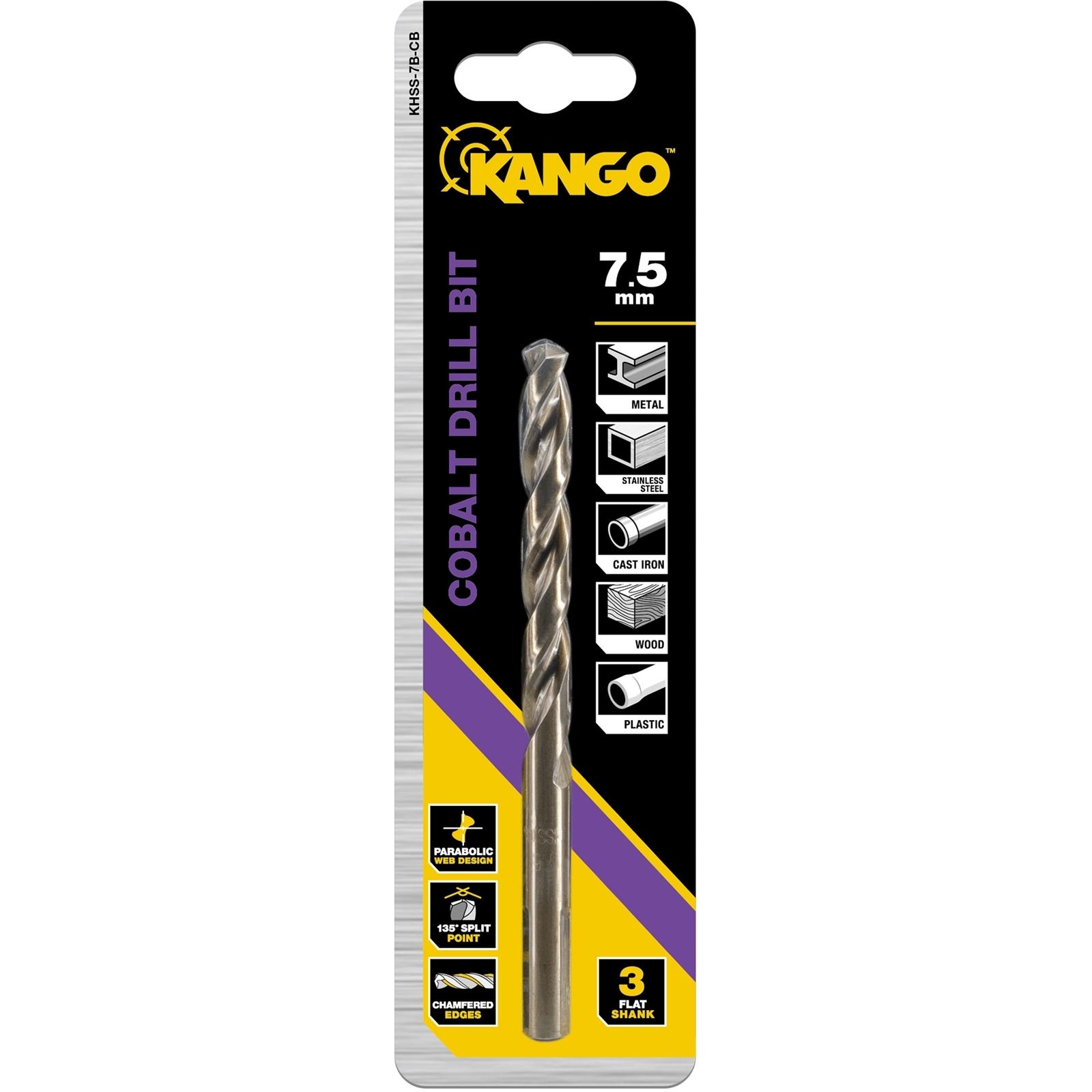 Kango 7.5mm Cobalt Drill Bit