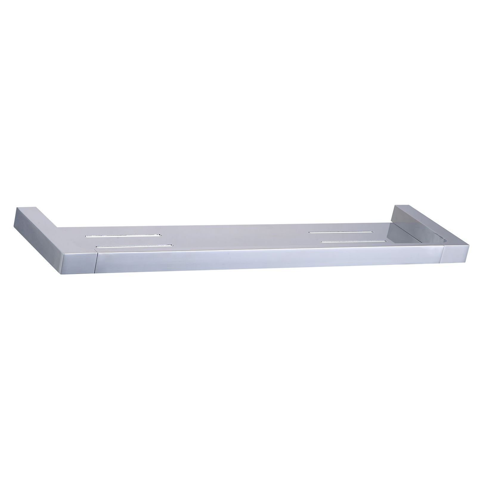 Mondella Chrome Rumba Bathroom Shelf