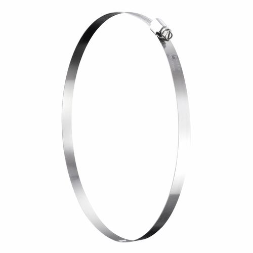 Kinetic 146-168mm 316 Stainless Steel Hose Clamp